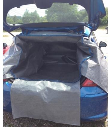 Protection coffre voiture intégrale