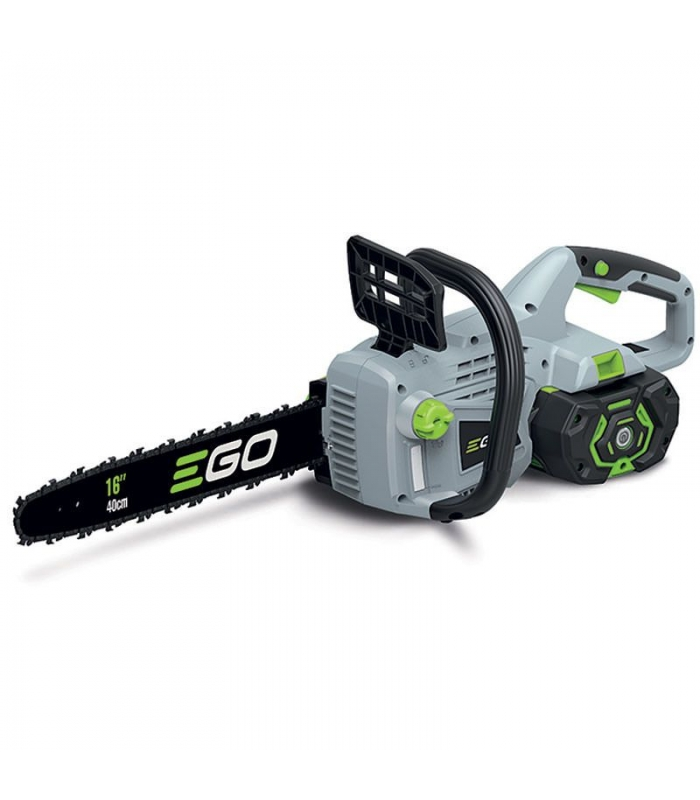 Tronconneuse electrique sur batterie Ego Power+ guide Oregon 40 cm CS1600E