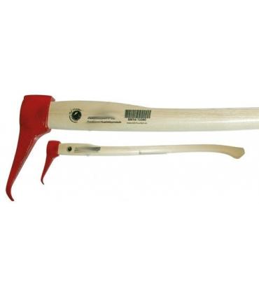 pic bucheron 80 cm manche bois ou sapie