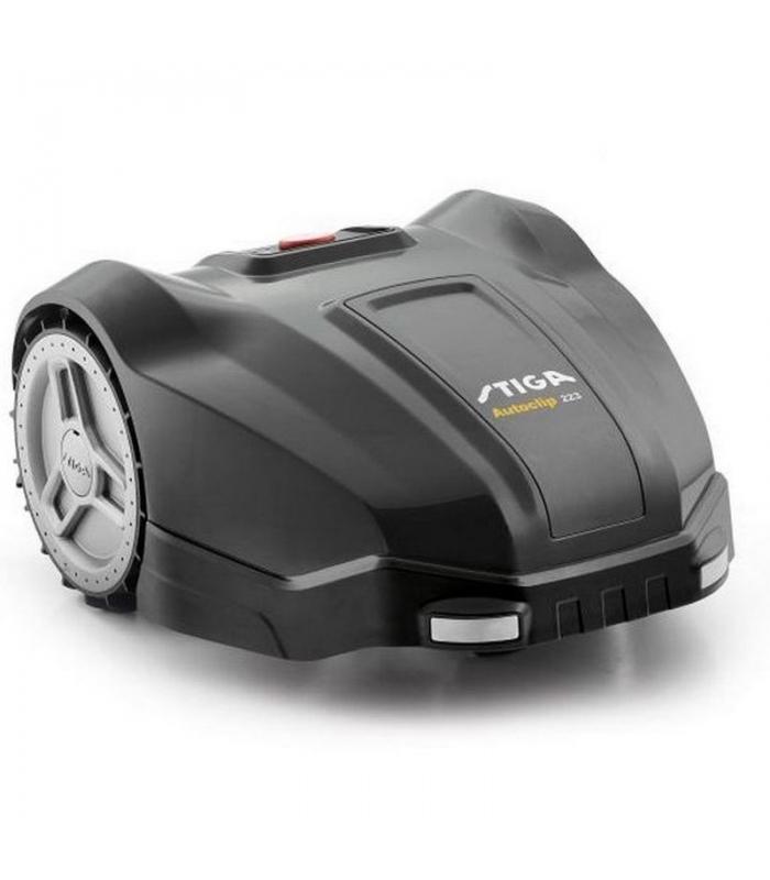 tondeuse robot stiga autoclip 223 robot tondeuse husqvarna automower. Black Bedroom Furniture Sets. Home Design Ideas