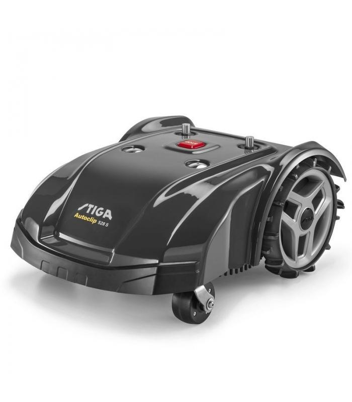 tondeur robot stiga viking leray merlin robot tondeuse belrobotics. Black Bedroom Furniture Sets. Home Design Ideas
