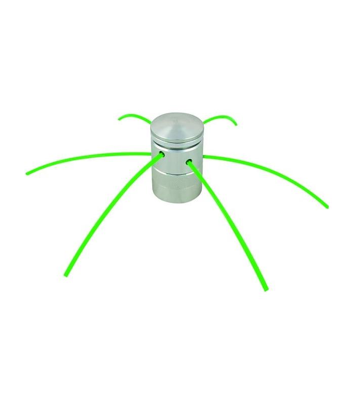 Tete debroussailleuse universelle aluminium 6 fils