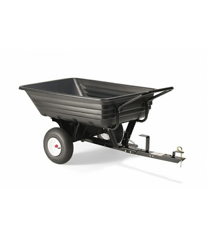 Remorque - Remorque pour tracteur tondeuse transformable ...