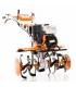 Motoculteur 7,5 Cv 6 fraises vitesses 2AV - 1AR roues agraires 400x8 - butteur Ruris 731k