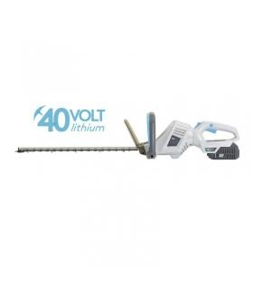 Taille haie sculpte haie à batterie sans fil lame 45 cm double action Swift EB518D