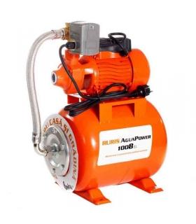 Surpresseur électrique 750W 19 litres hydrophore RURIS AquaPower 1008