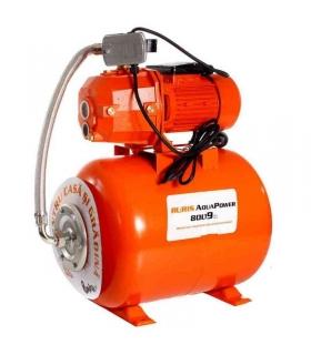 Pompe eau 1100W 50 litres 1800 l/h hydrophore RURIS AquaPower 8009