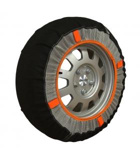 Chaussettes neige textile pneus 195/50R15
