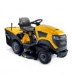 tracteur tondeuse Stiga Estate 7102HWS, coupe 102cm, moteur Kawasaki