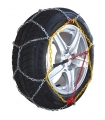 Chaine à neige pneu 255/60R15 montage rapide acier 9mm