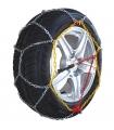 Chaine à neige pneu 155/80R15 montage rapide acier 9mm