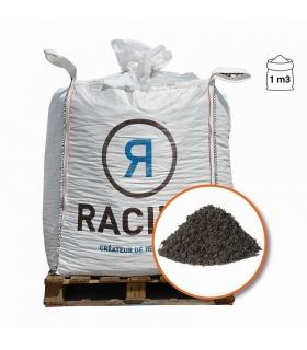 Terreau substrat toitures végétalisées spécial sedum Big bag 1 m3