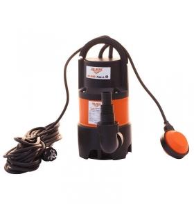 Pompe d'évacuation eau claire 750W avec flotteur  débit 12,5m3/h décharge 8m Ruris Aqua 9