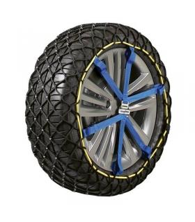Chaine neige textile composite Michelin Easy Grip Evolution 19 pneu 195-55-20