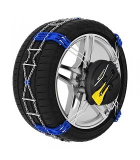 Chaînes Michelin Fastgrip montage frontal pneu 205-65-16 215-50-18 235-45-18