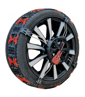 Chaine neige vehicule non chainable POLAIRE GRIP 185/60R15 195/45R17 215/40R17