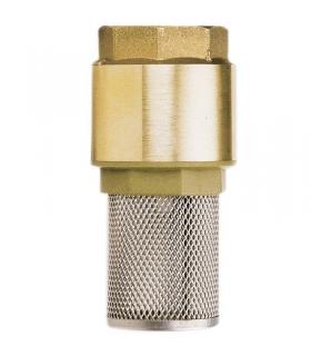 clapet anti retour pour pompe de surface en laiton