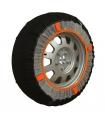 Chaussettes neige textile pneus 135/80R14