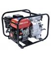 Motopompe à eau thermique 196cc débit 60 m3/h raccord 3 pouces LEA LE71196-80