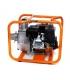 Pompe à eau thermique 6,5 Cv débit 66000 l/h Ruris MP80 raccord 75 mm 3 pouces