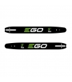 Guide chaîne 40cm pour tronçonneuse EGO Power CS1600E AG1600