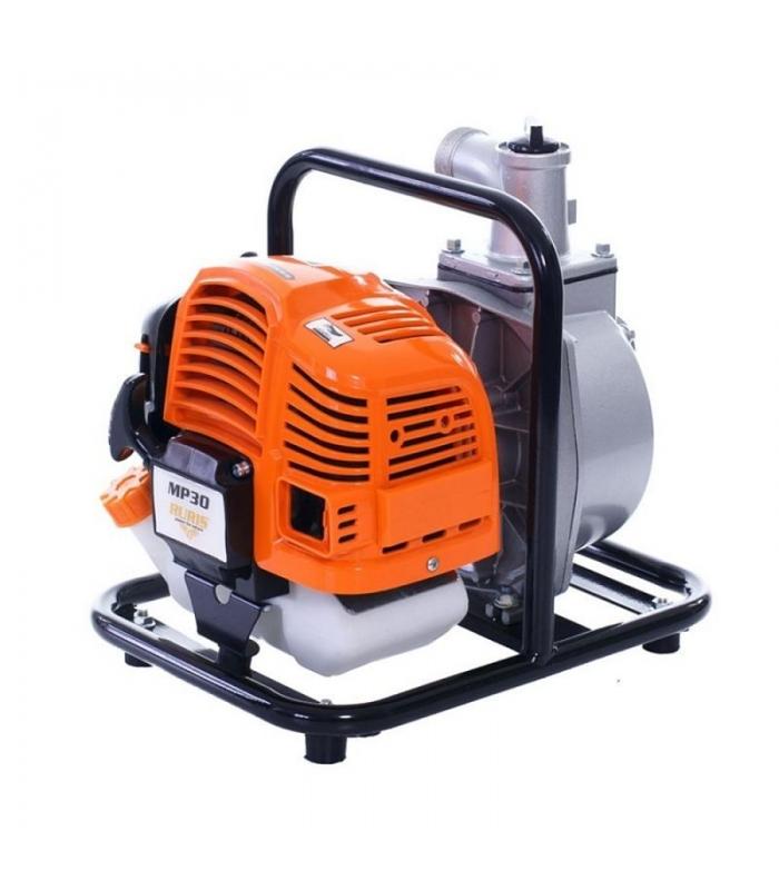 Pompe à eau thermique 2 temps 52 cm3 débit 15000 l/h Ruris MP30