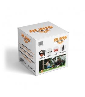 Kit accessoires et protection Ruris pour débroussailleuse