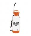 Pulvérisateur de jardin 10 litres pression manuelle lance métallique Ruris RS1000