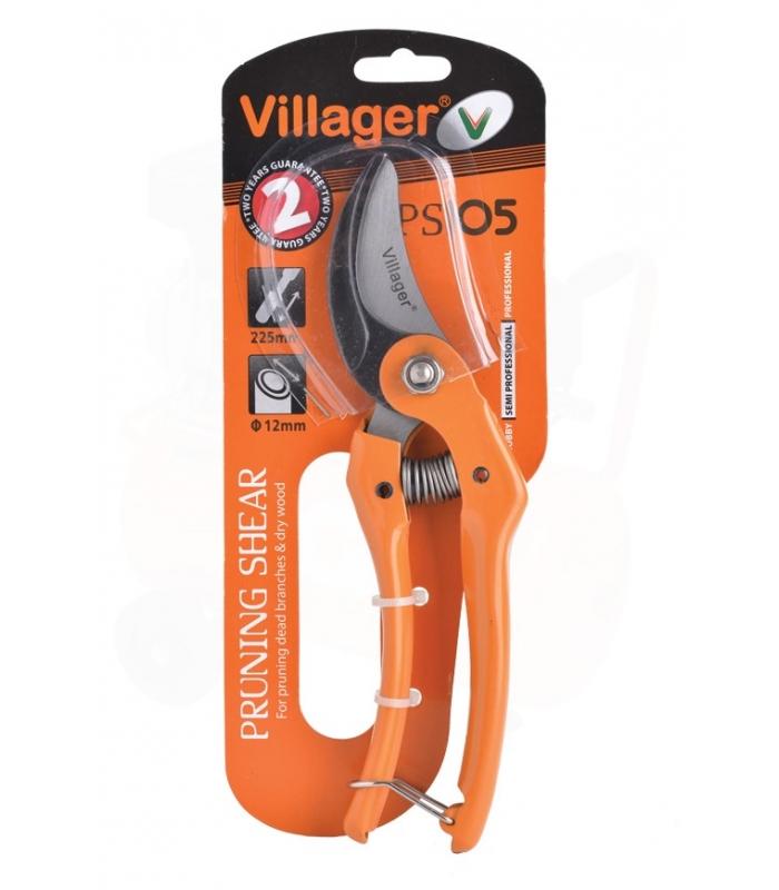 Sécateur grande taille Villager PS 105