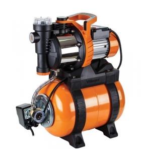 Pompe avec surpresseur Villager VGP 1100F 4,5 bars 4600l/h acier inoxydable