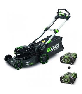 Tondeuse à gazon sans fil à batterie Ego Power tractée 50cm de coupe + batterie 6AH et  chargeur rapide inclus LM2024E-SP