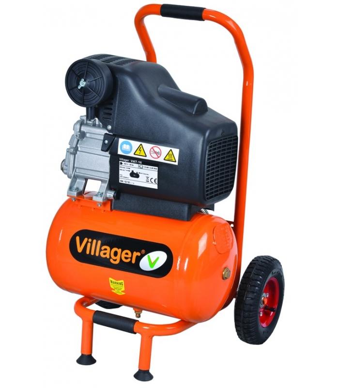 Compresseur d'air sur roues Villager VAT 16