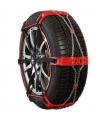 Chaussette à neige métallique pour chaînage particulier pneu 195/65R16 205/55R17 Steel Sock
