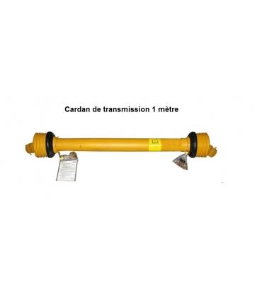 Cardan de transmission 1 mètre