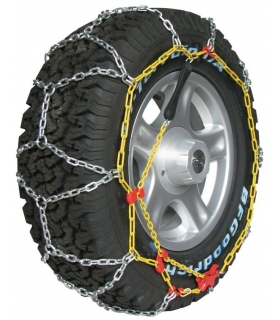 Chaine neige 4x4 utilitaires 16mm pneu 225/45R16 robuste et fiable