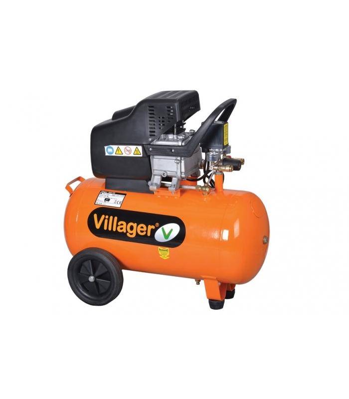 Compresseur d'air 50 litres Villager VAT 50L