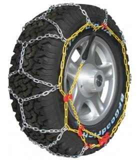 Chaine neige 4x4 utilitaires 16mm pneu 215/45R17 robuste et fiable