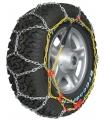 Chaine neige 4x4 utilitaires 16mm pneu 195/45R17 robuste et fiable