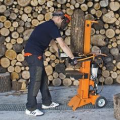 Fendeuse bois,fendeuse électrique,fendeuse horizontale,fendeuse buche