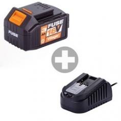 Chargeur et batterie électrique
