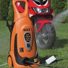Nettoyeur haute pression, propreté et nettoyage tout simplement
